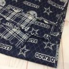 Cowboys Decke für meinen Sohn