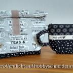 Lunchbag und Teetassen-Tasche
