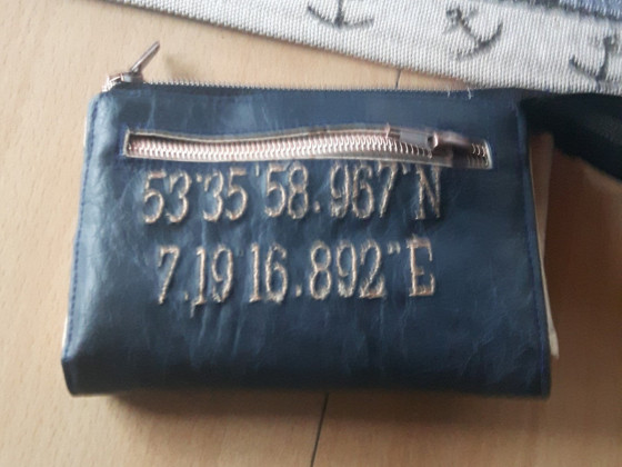 Moneybag in small