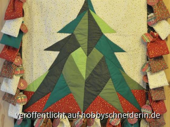 Weihnachtsbaumkalender DSC8932