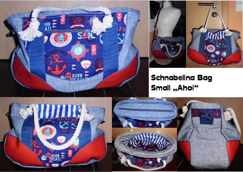 Schnabelina Bag Small Ahoi