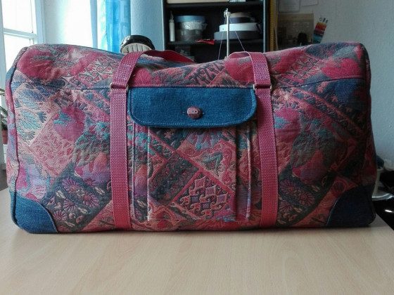"Reisetasche ""The Weekend Duffel"""