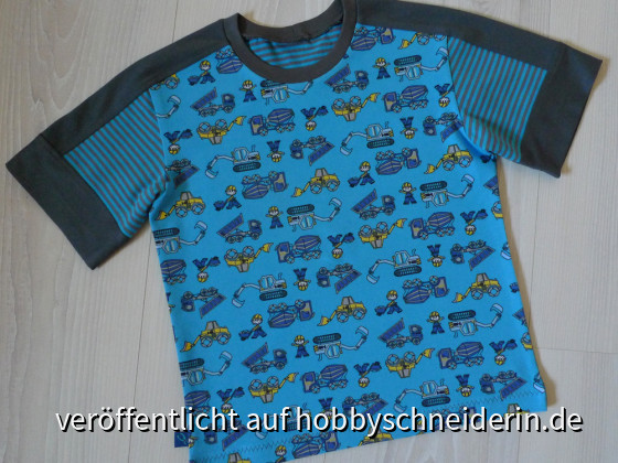 T-Shirt Ottobre Kids Gr. 110