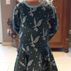 Ein Drehkleid für meine Kleine