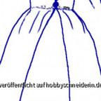 Butterick 4790 Kleid falsch