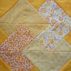 Weitere Blöcke für den Quilt von den 6 Köpfen