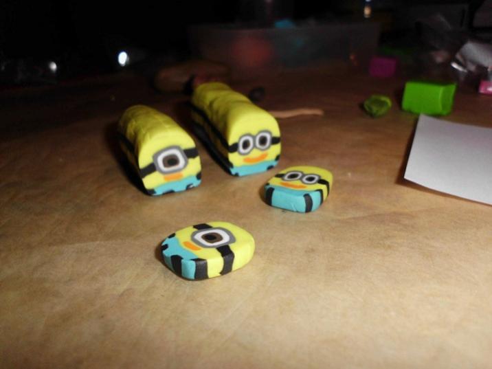 Fimo-Minions