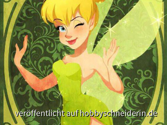 Tinkerbell Marie