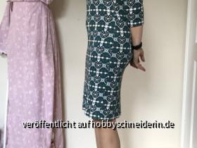 E13 - Ruckzuck Jerseykleid seite - Ceri