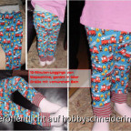 Mopseltrine Leggings FFW
