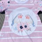 Bird Shirt für die Murmel