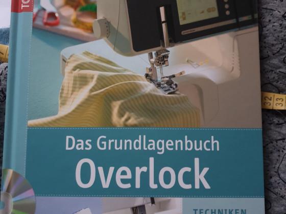 Overlock Grundlagenbuch