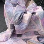 Bunny Butterfly Quilt - zum Relaxen