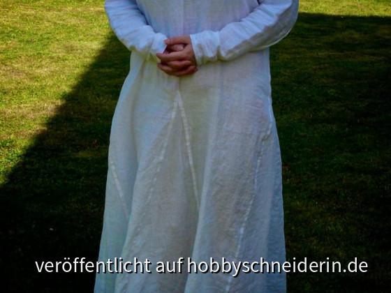 Mittelalter 1Die Kotte … mittlerweile würd ich eher Unterkleid sagen
