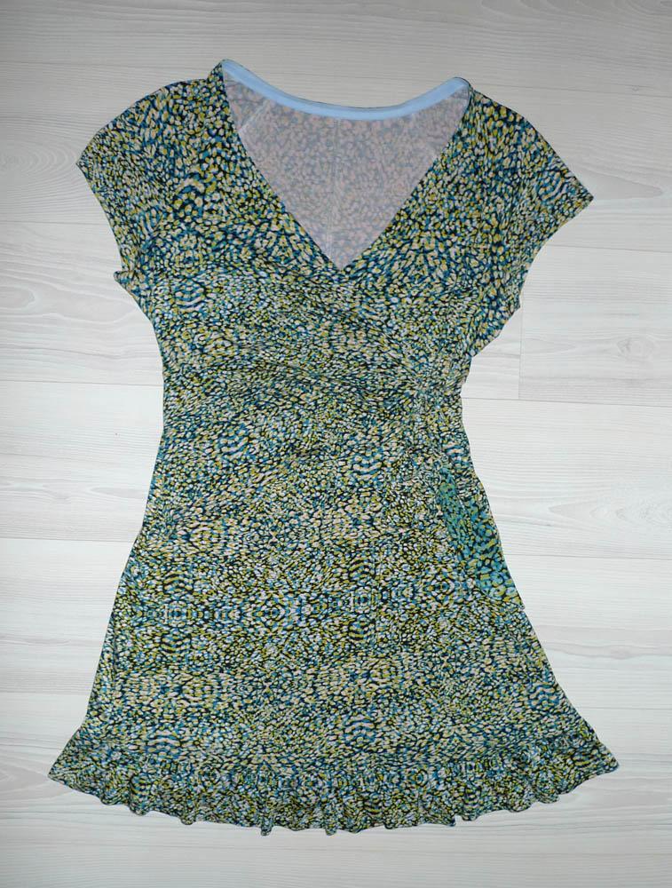 Kleid Wickeloptik Simplicity Meine Nähmode 2-2014