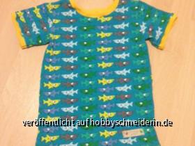 mein erstes Long-Shirt