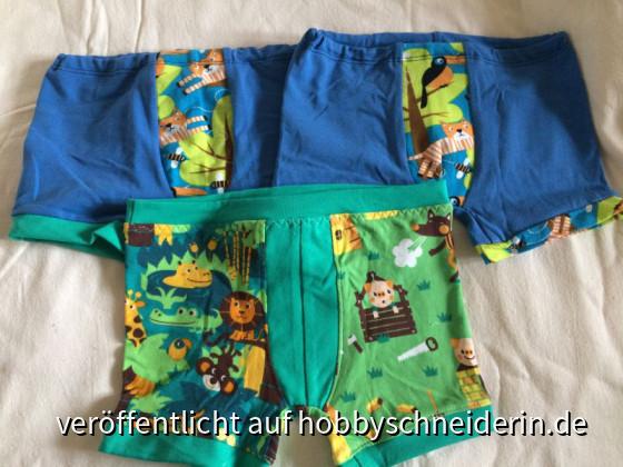Unterhosen Gr. 110