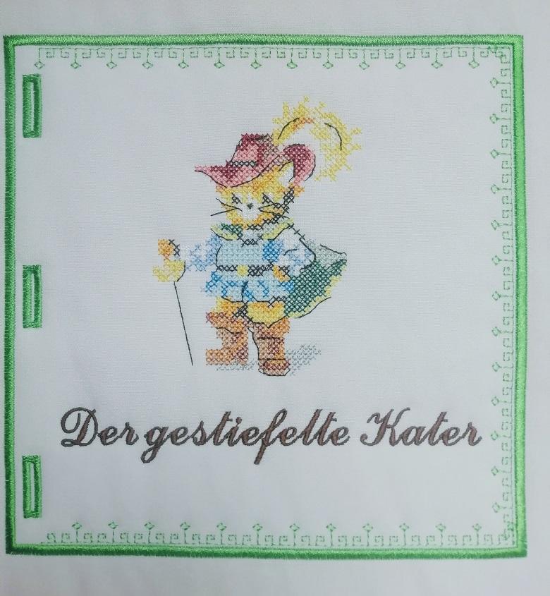 Märchenbuch Der gestiefelte Kater