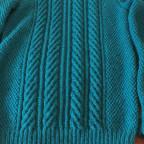 Pullover aus Cool Wool Alpaka