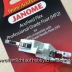 AcuFeed Flex Geradstichfuß für die Janome MC 6700