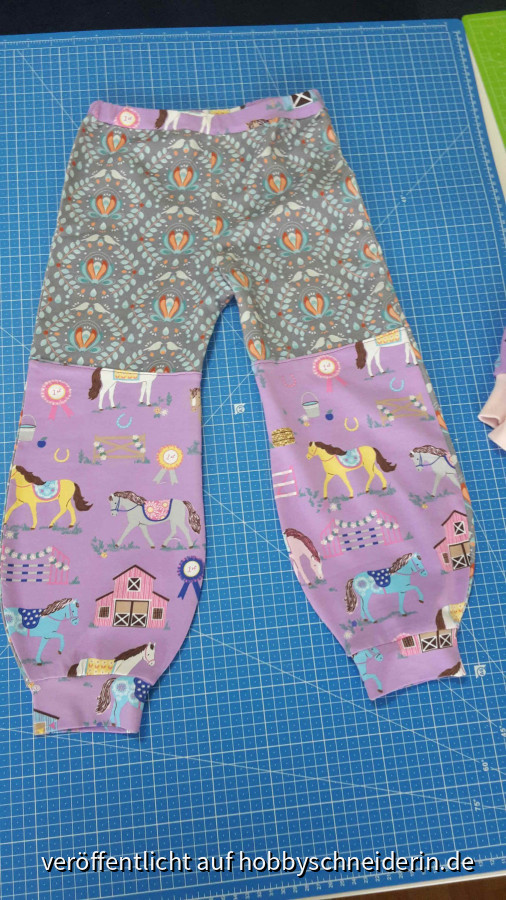 Hose Frida, Schlafanzughose