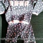 Schnablina Regebogenbody (abgewandelt) und Babyhose Ras, Name aus Bündchenware