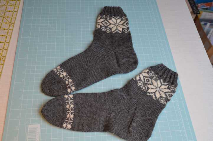 Norwegersocken Gr 41