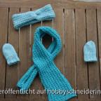 Puppen Wintergarderoben Zubehör