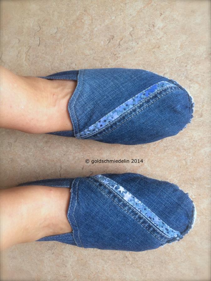 Espadrilles Jeans