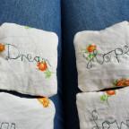 Lavendel-Duftkissen für den Kleiderschrank