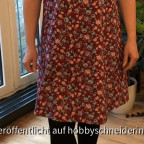 E1 - A-Linien-Kleid vorne - Ceri