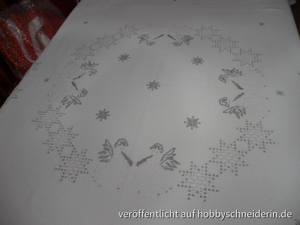 Tischdecke Hardanger