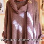 Patent-Muster mit dem passenden Schal
