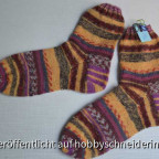 Kindersocken 2 in Gr 34-35 - 2019