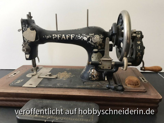 Pfaff K von 1908