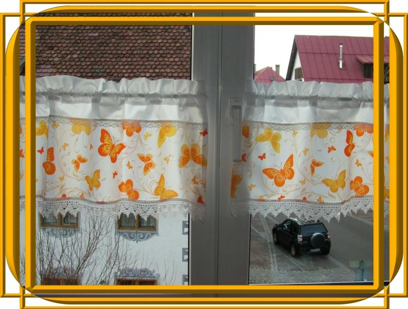 Schmetterlinge gelb orange 1