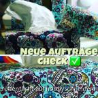 Taschentuch/Kosmetiktuchbox-Hülle