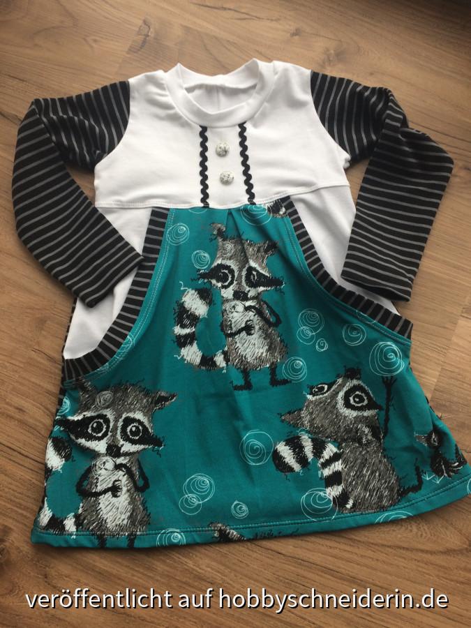 Happy Sweat Dress - Größe 98-104