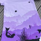 Meerjungfrauen Kleid nach Klimperklein