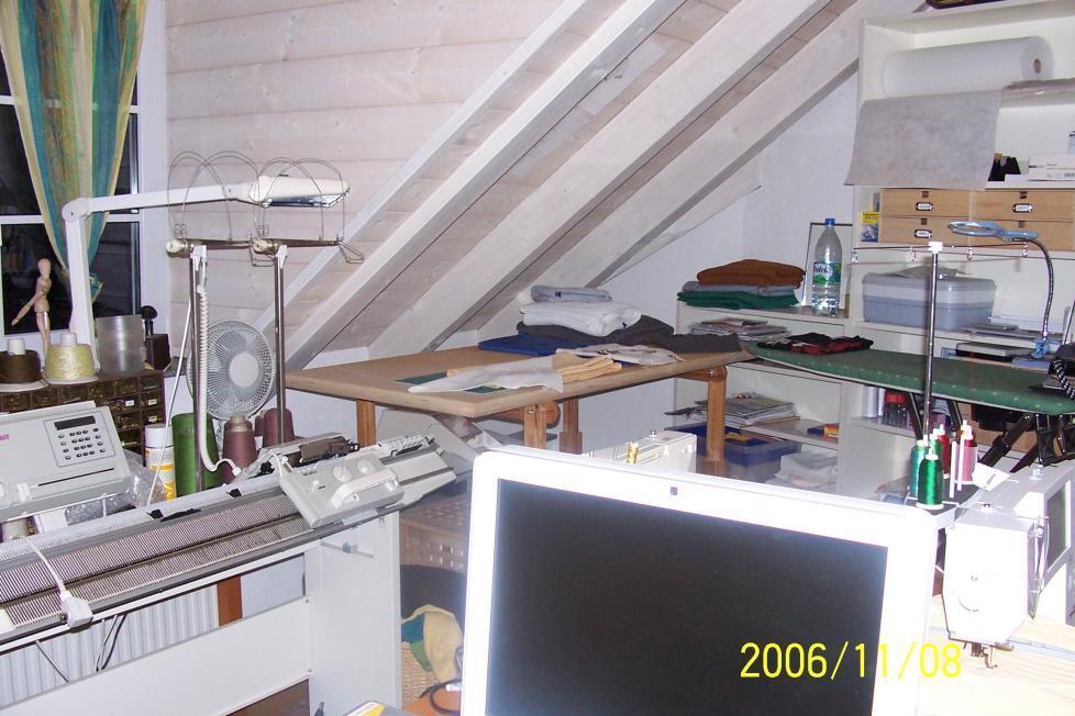 2006 Der Zuschneidetisch