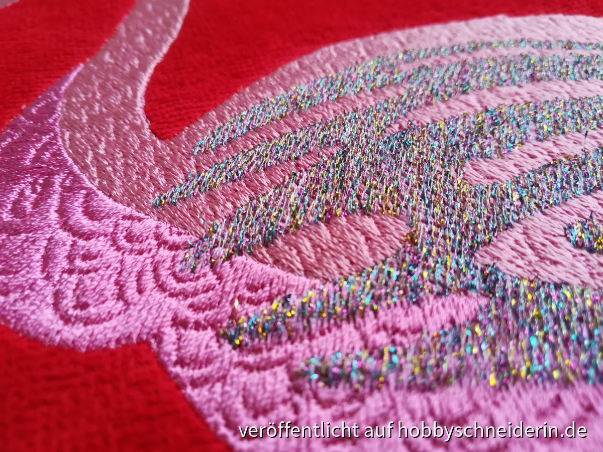 Detail Flamingo