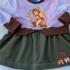 Girly Sweater Bärchen Gr 92