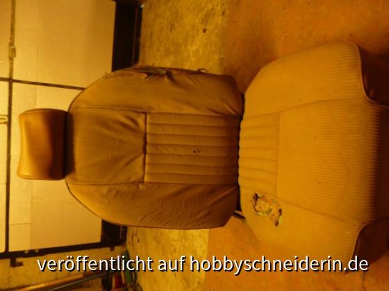Kompatible Hobbies? Sitze reparieren