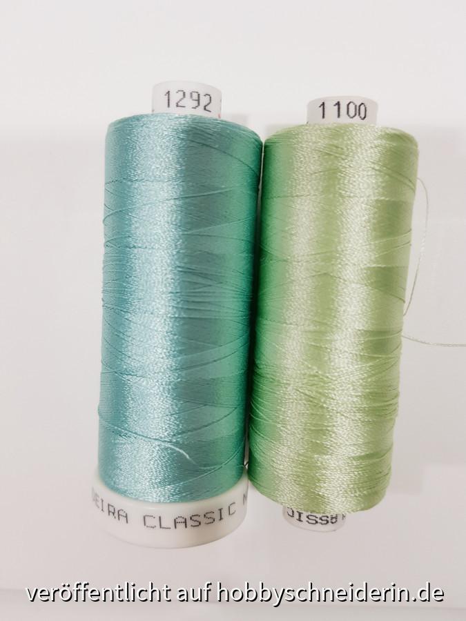 Madeira Classic 1292 und 1100