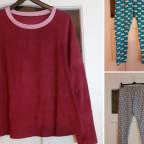 Pyjama und Hose