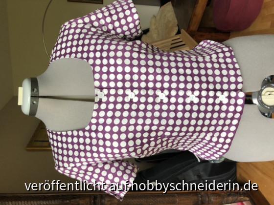 E16 - Kurzarmbluse Knöpfe v3 fertig - Ceri