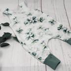 Eukalyptus Jersey Baby Strampler