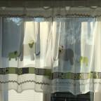 Gardinen passend zum Quilt