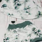 Eukalyptus Pumphose und Sonnenhütchen