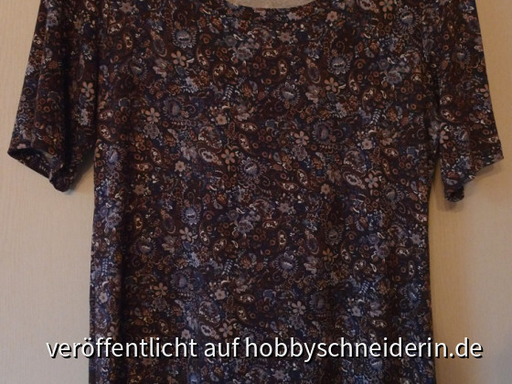 Klimpergroß Damen T-Shirt Viscose